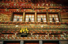 Bönigen Dorfrundgang historische Häuser