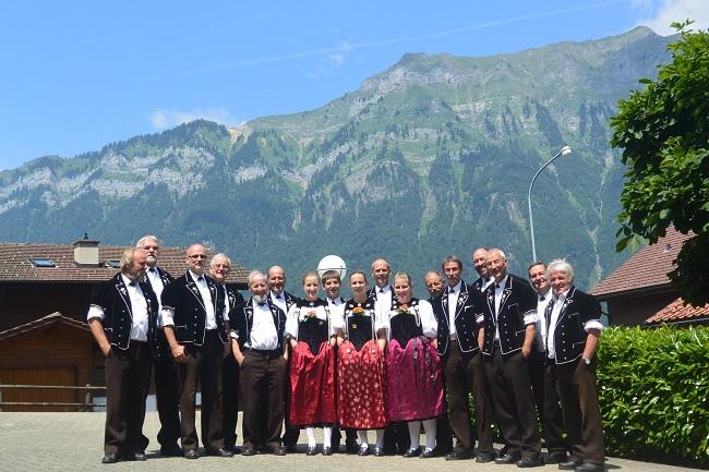Jodlerklub Iseltwald